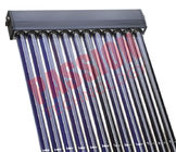 Pitched Roof Heat Pipe Solar Collector Adjustable Aluminium Frame  1-4 M2