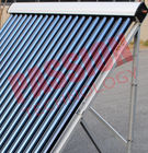 Wall Mounting Thermal Solar Collector For Shower OEM / ODM Available 20 Tubes