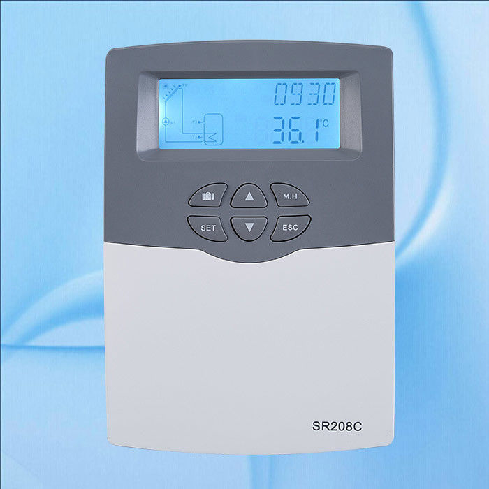 OEM Accepted Solar Water Heater Controller For Residential Solar Water Heater